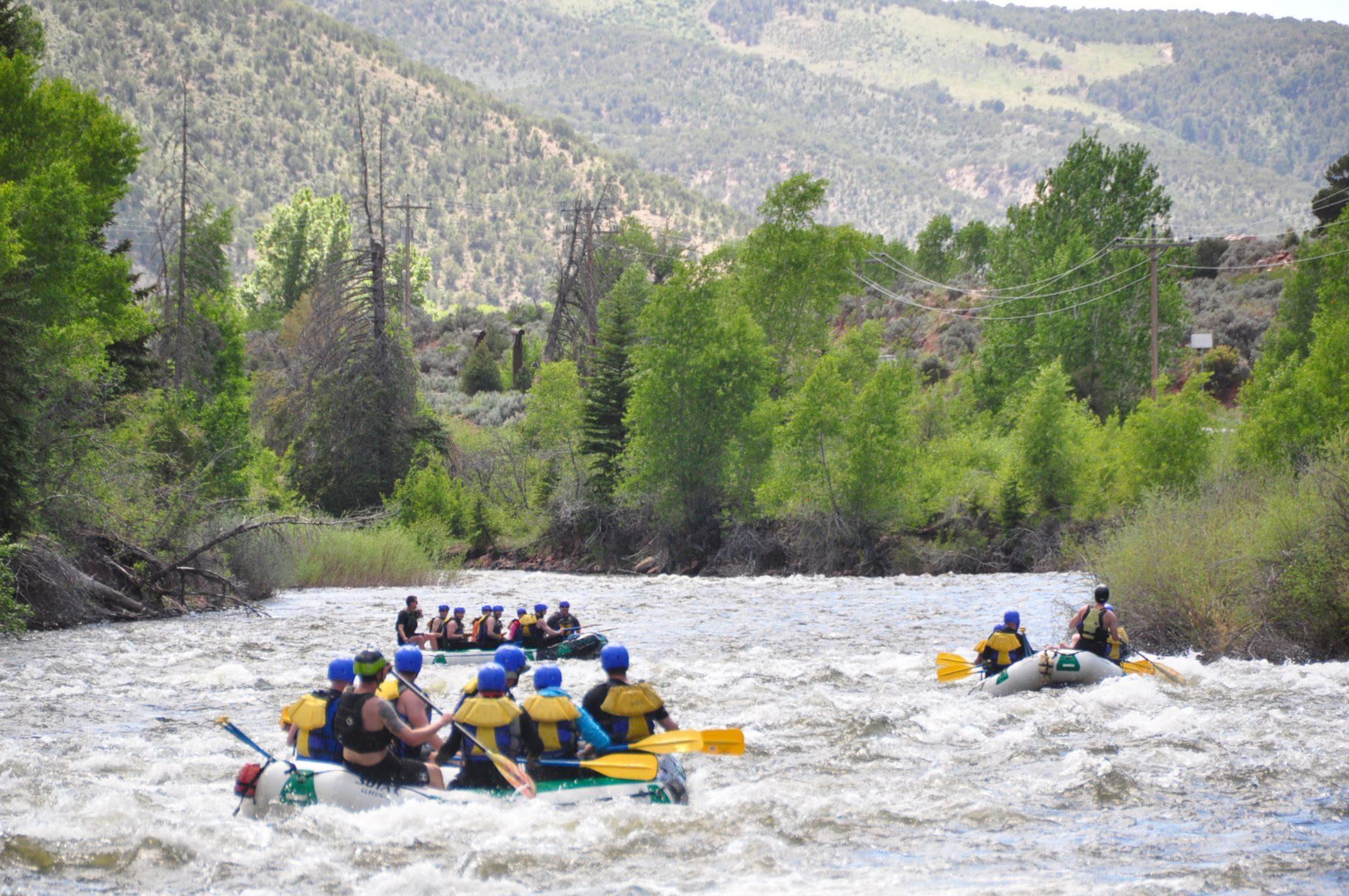 Pjpower Vail Rafting